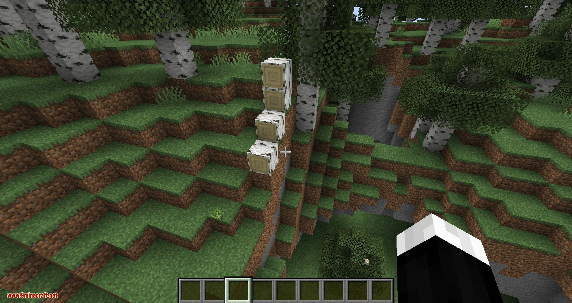 Trees Do Not Float mod for minecraft 03