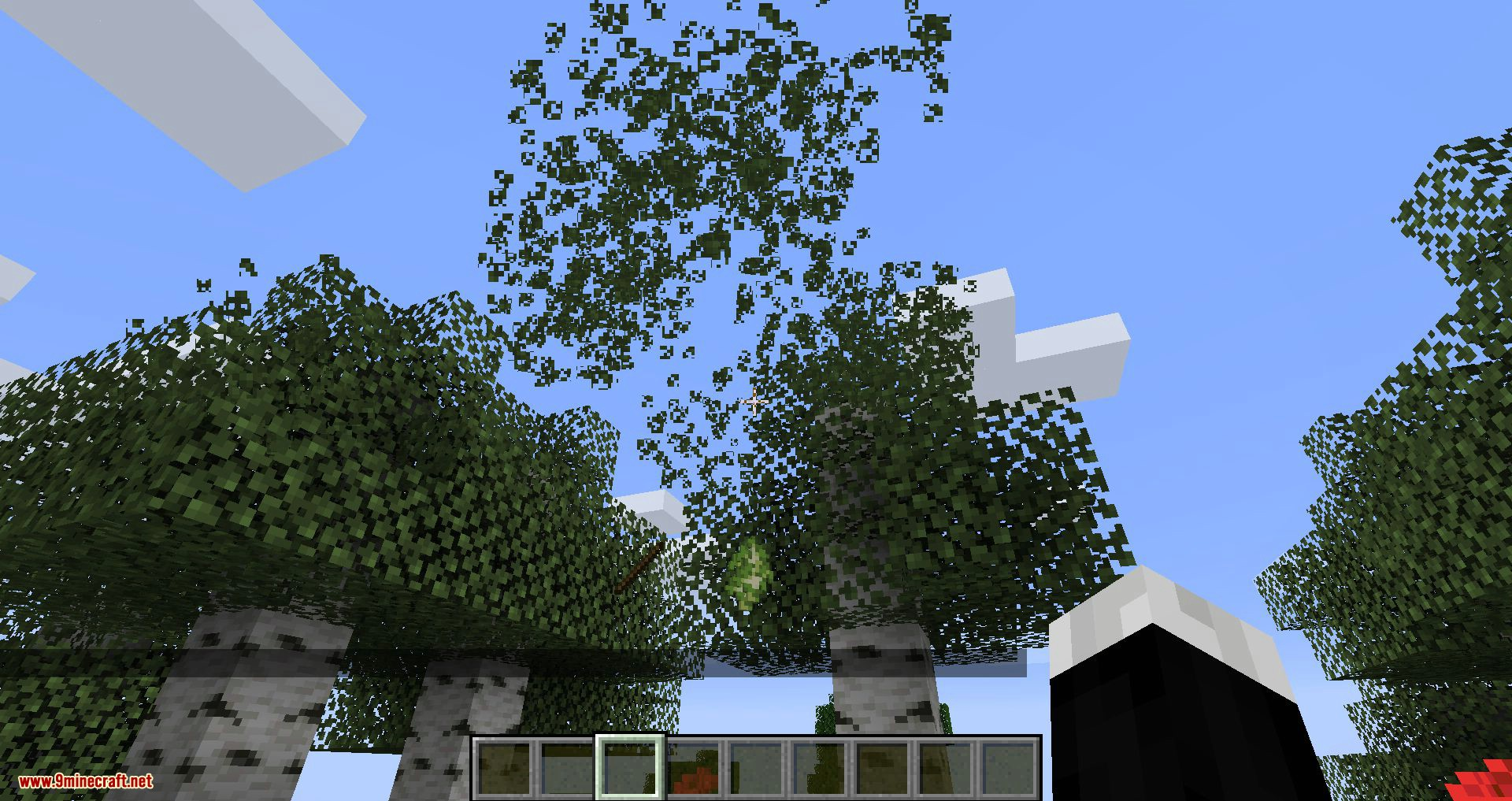 Trees Do Not Float mod for minecraft 04