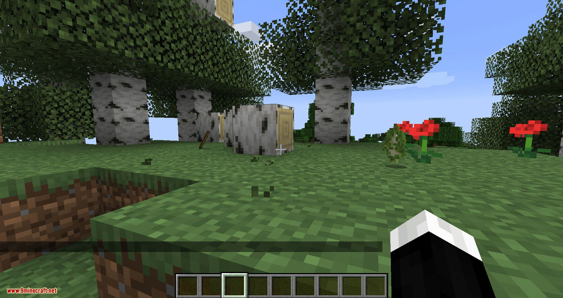 Trees Do Not Float mod for minecraft 05