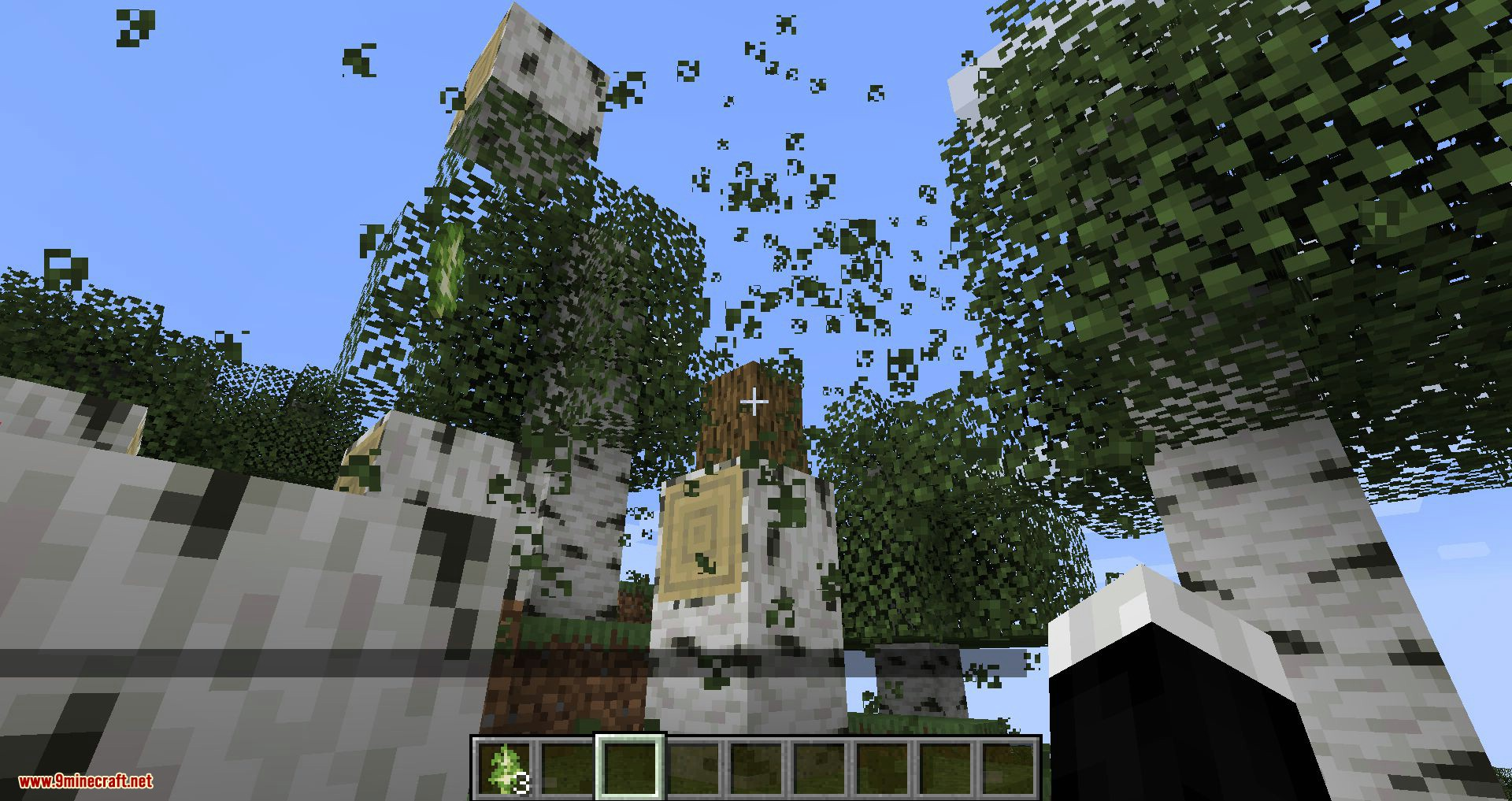 Trees Do Not Float mod for minecraft 07