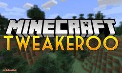 Tweakeroo mod for minecraft logo
