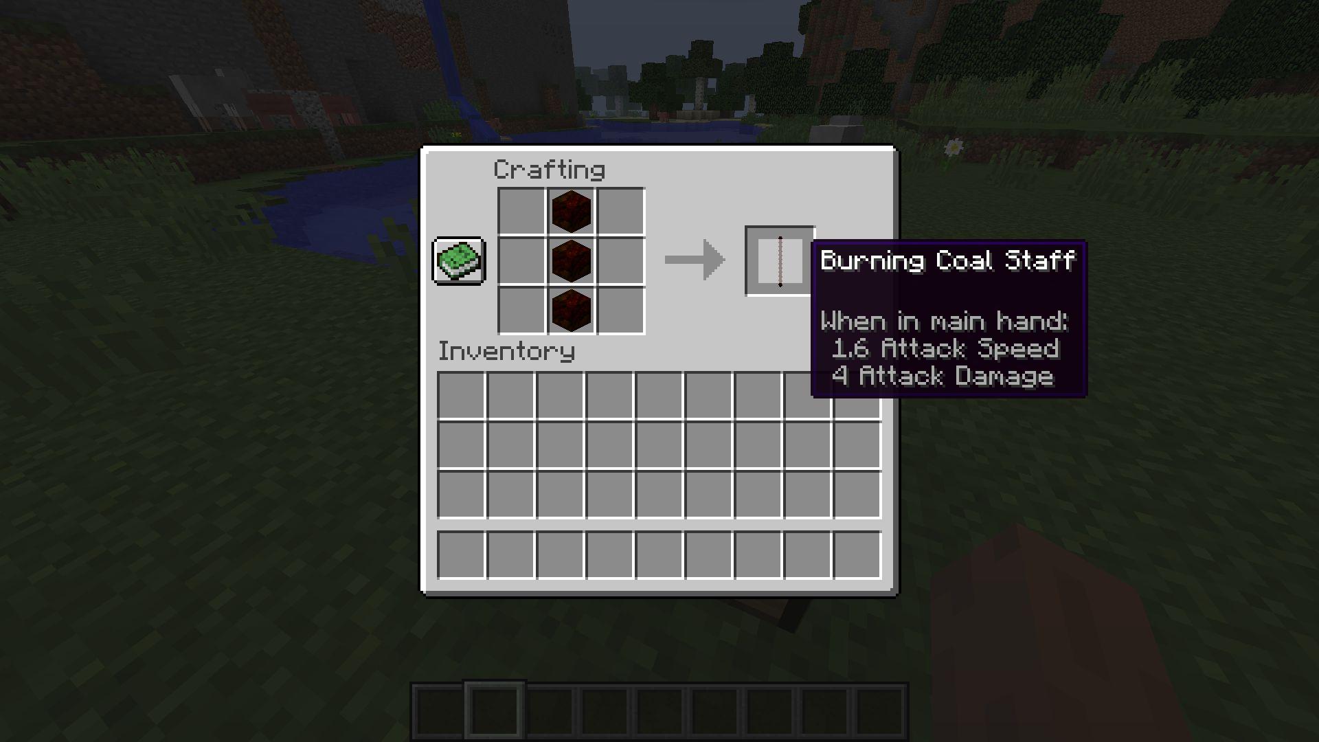 Utility Staffs Mod for minecraft 22