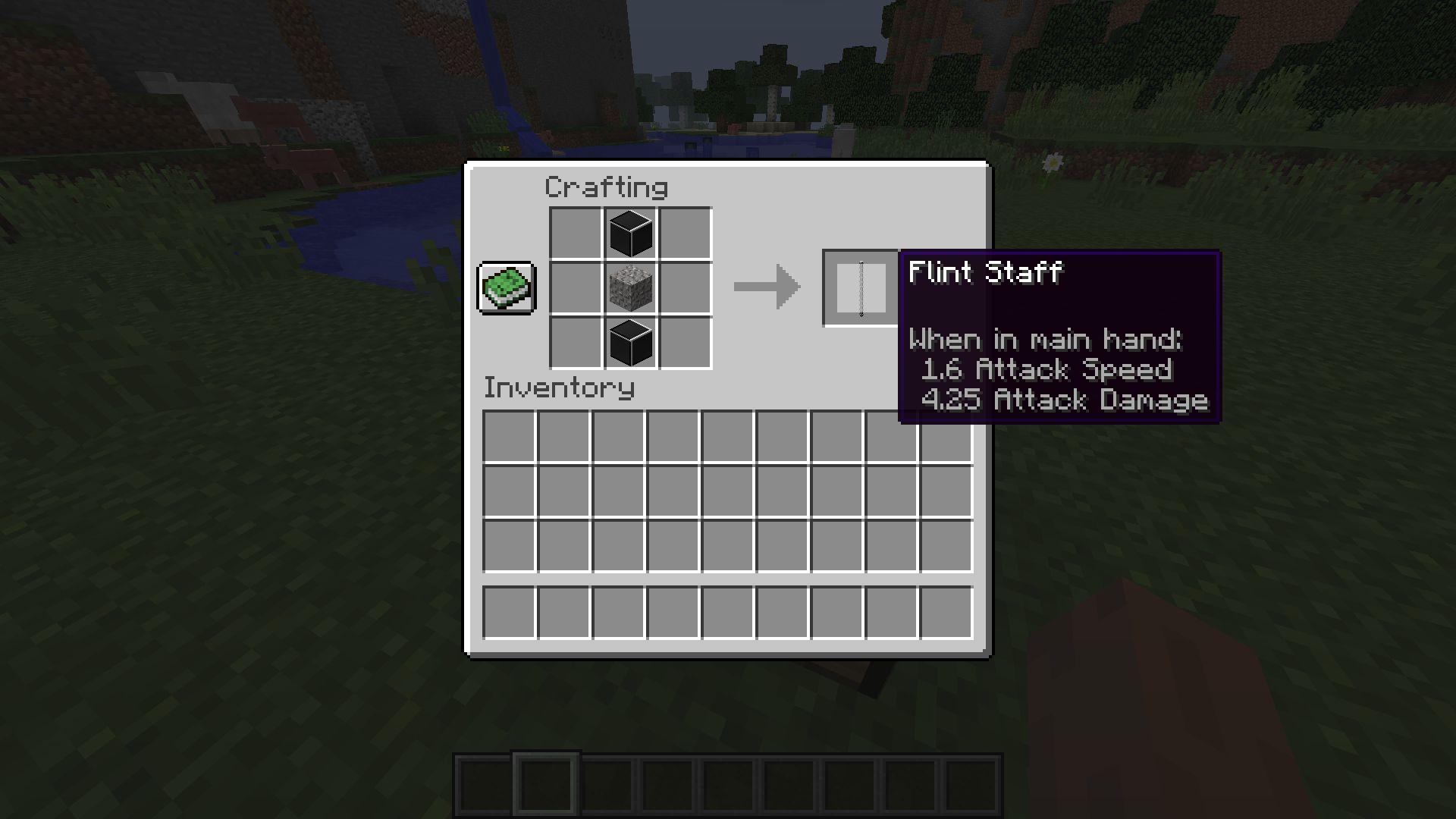 Utility Staffs Mod for minecraft 24