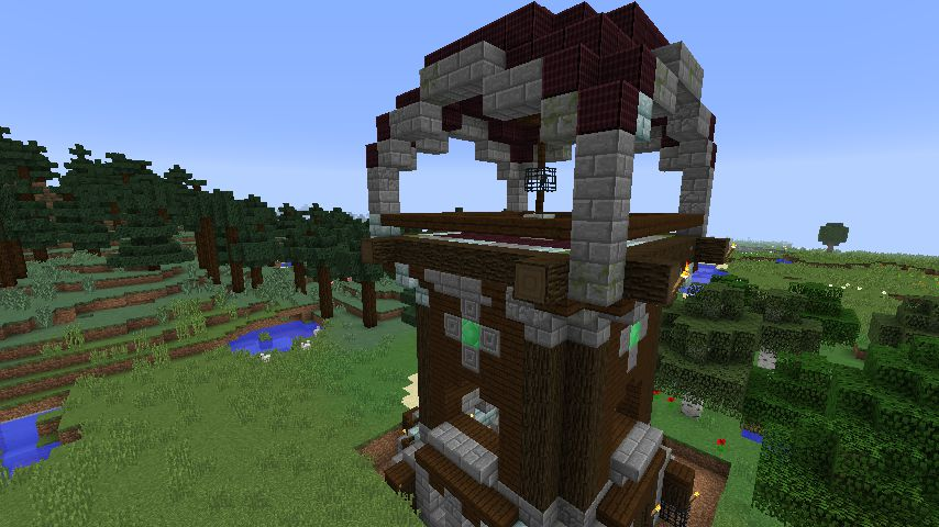 Village and Pillage and Pillage and Village mod for minecraft 21