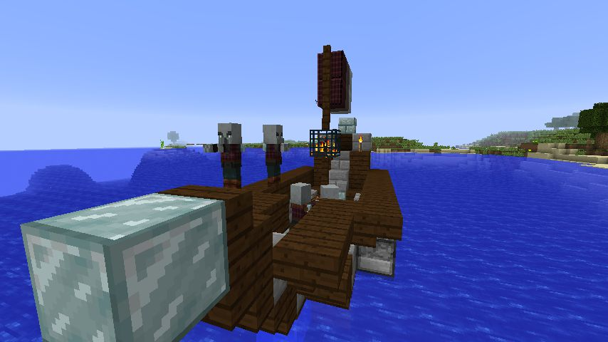 Village and Pillage and Pillage and Village mod for minecraft 22