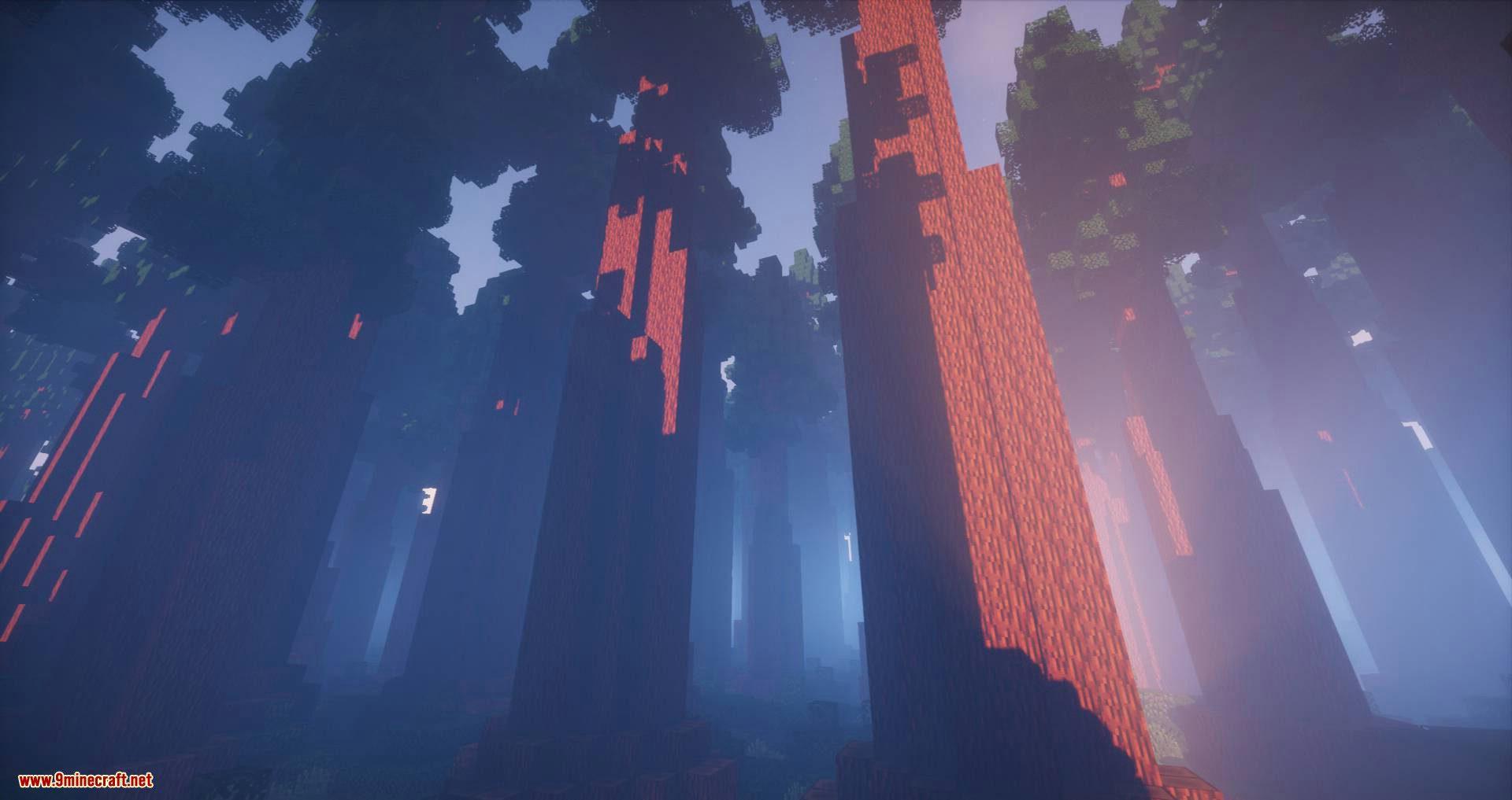 Wild Nature mod for minecraft 01