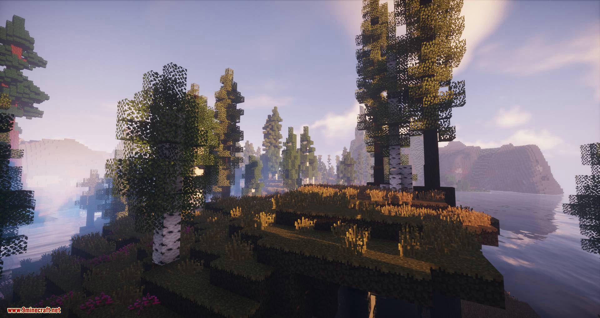 Wild Nature mod for minecraft 02