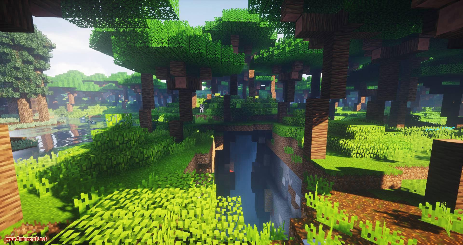 Wild Nature mod for minecraft 04