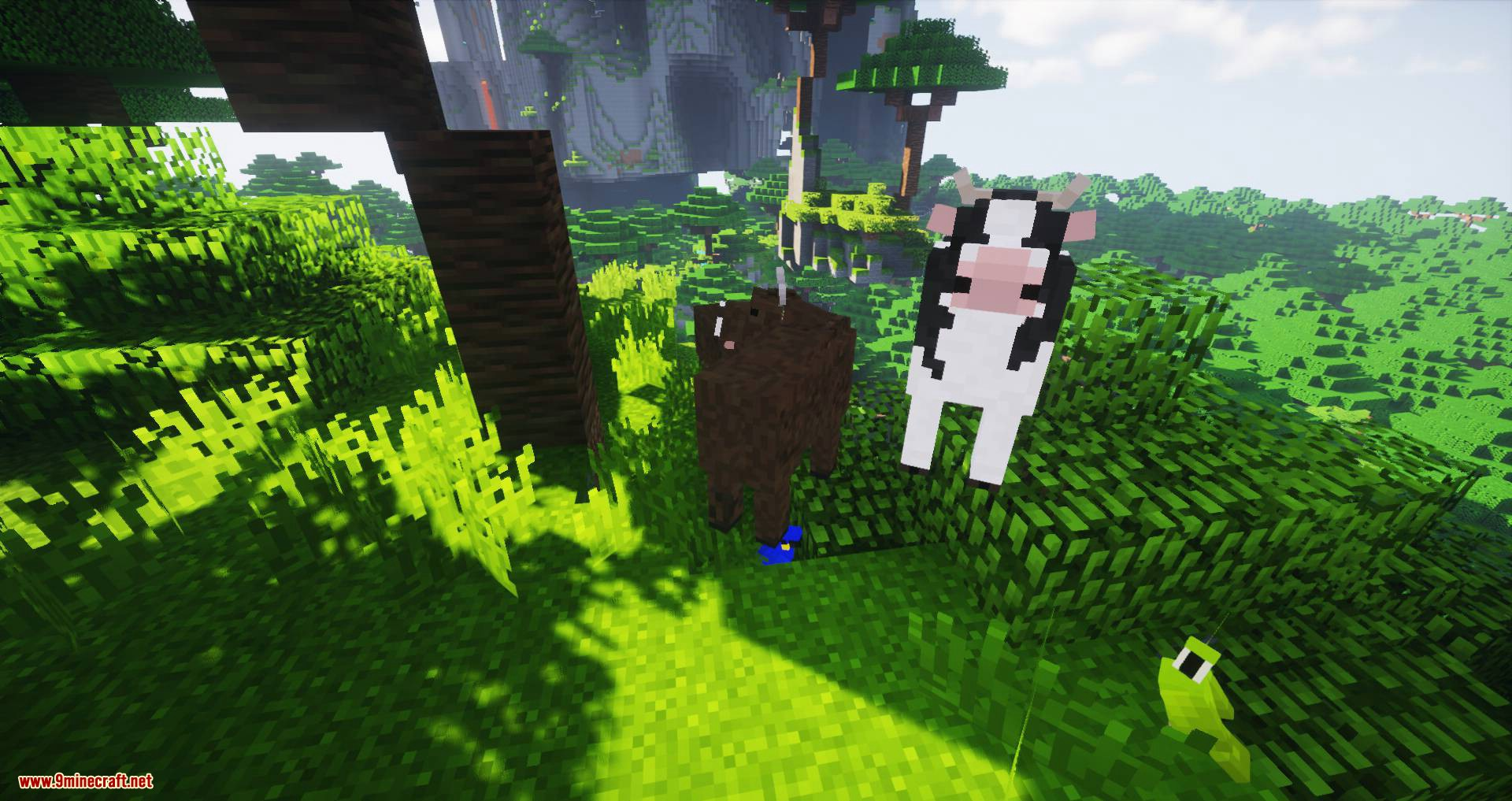 Wild Nature mod for minecraft 06