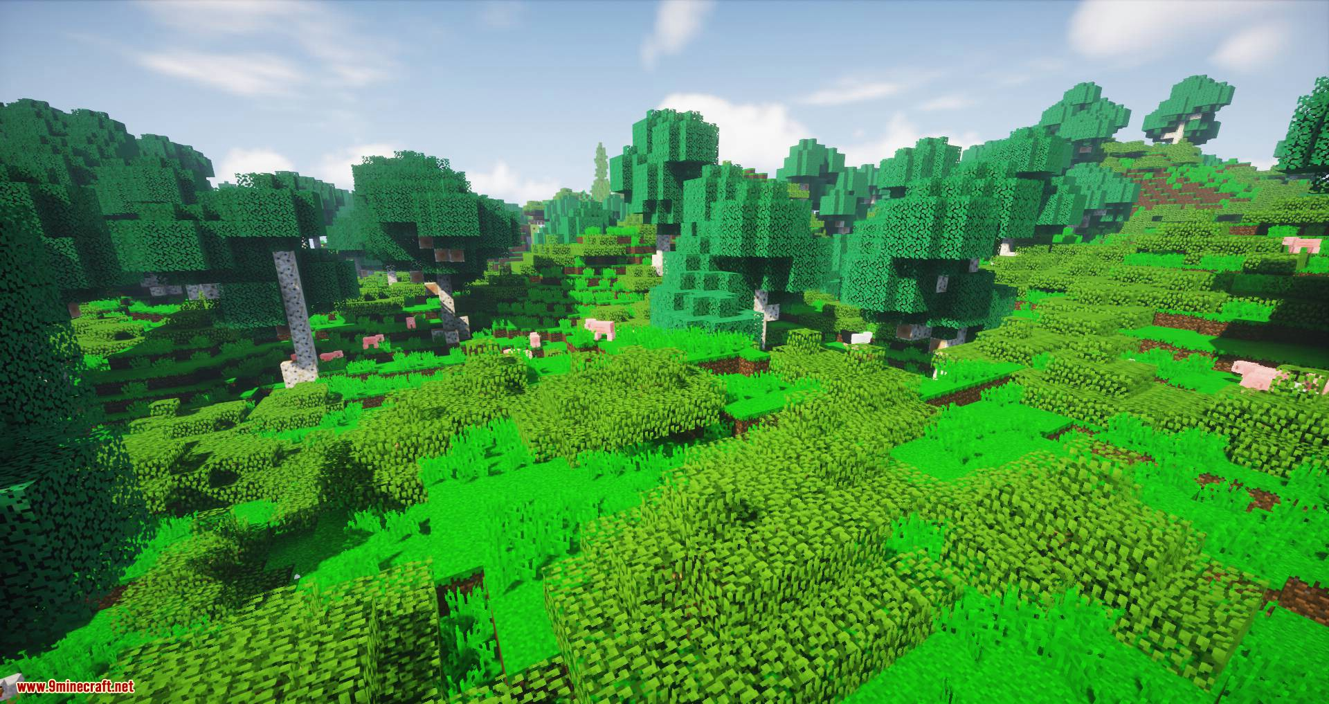 Wild Nature mod for minecraft 07