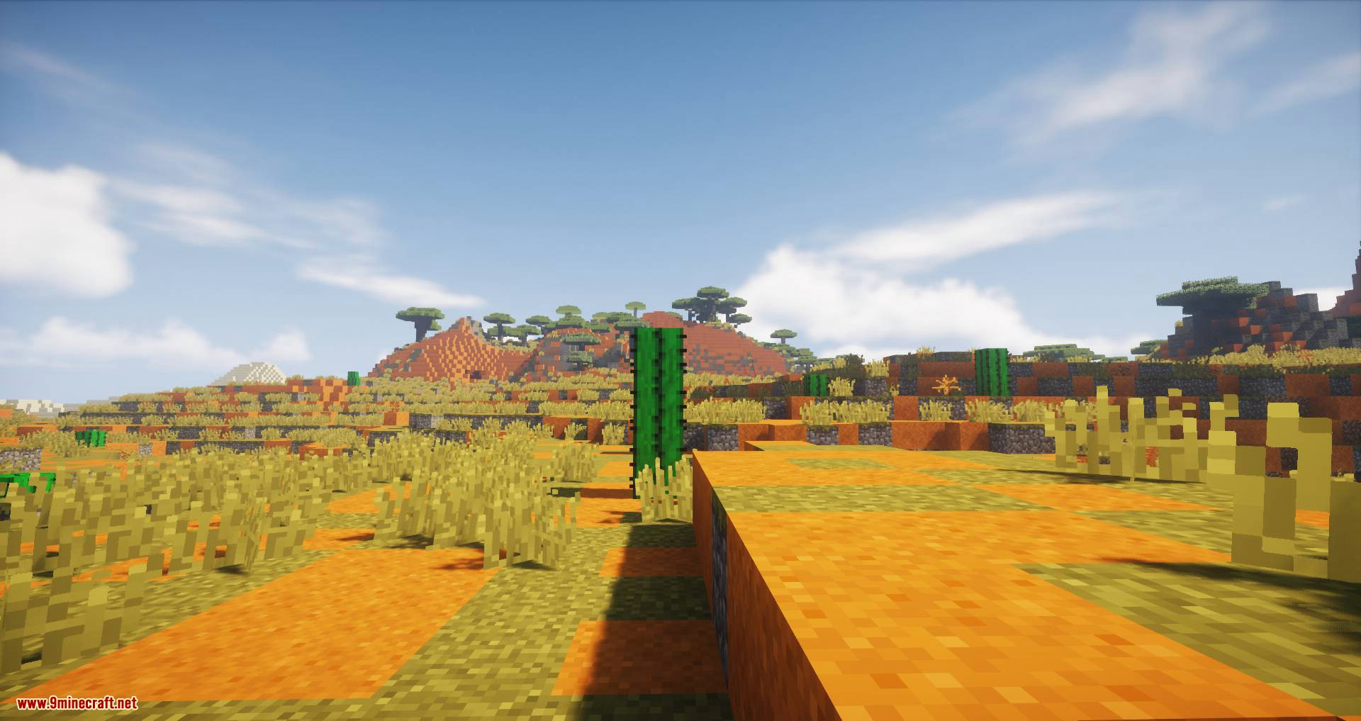 Wild Nature mod for minecraft 09