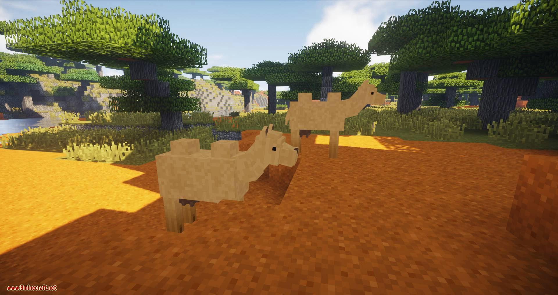 Wild Nature mod for minecraft 10