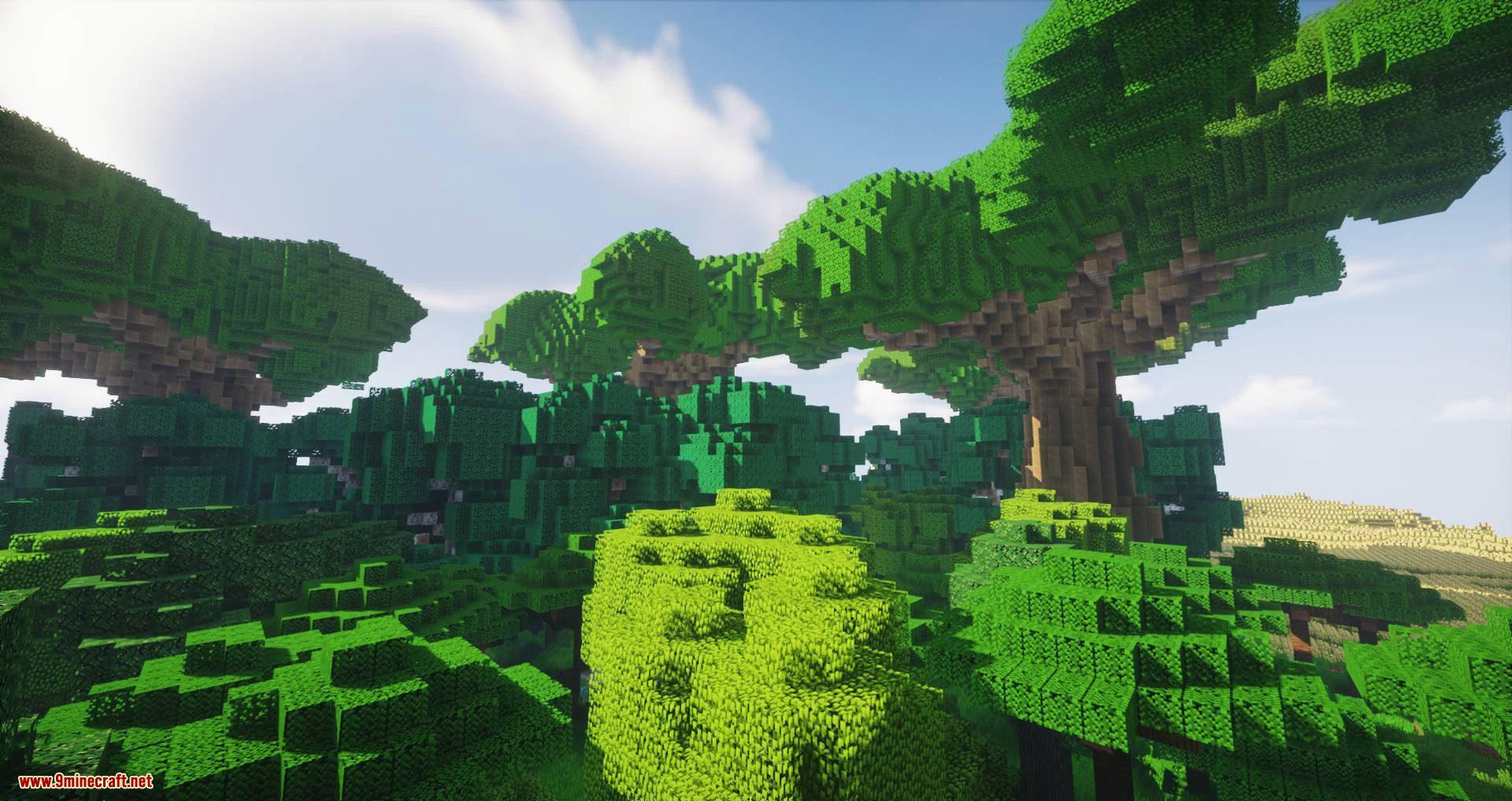 Wild Nature mod for minecraft 12