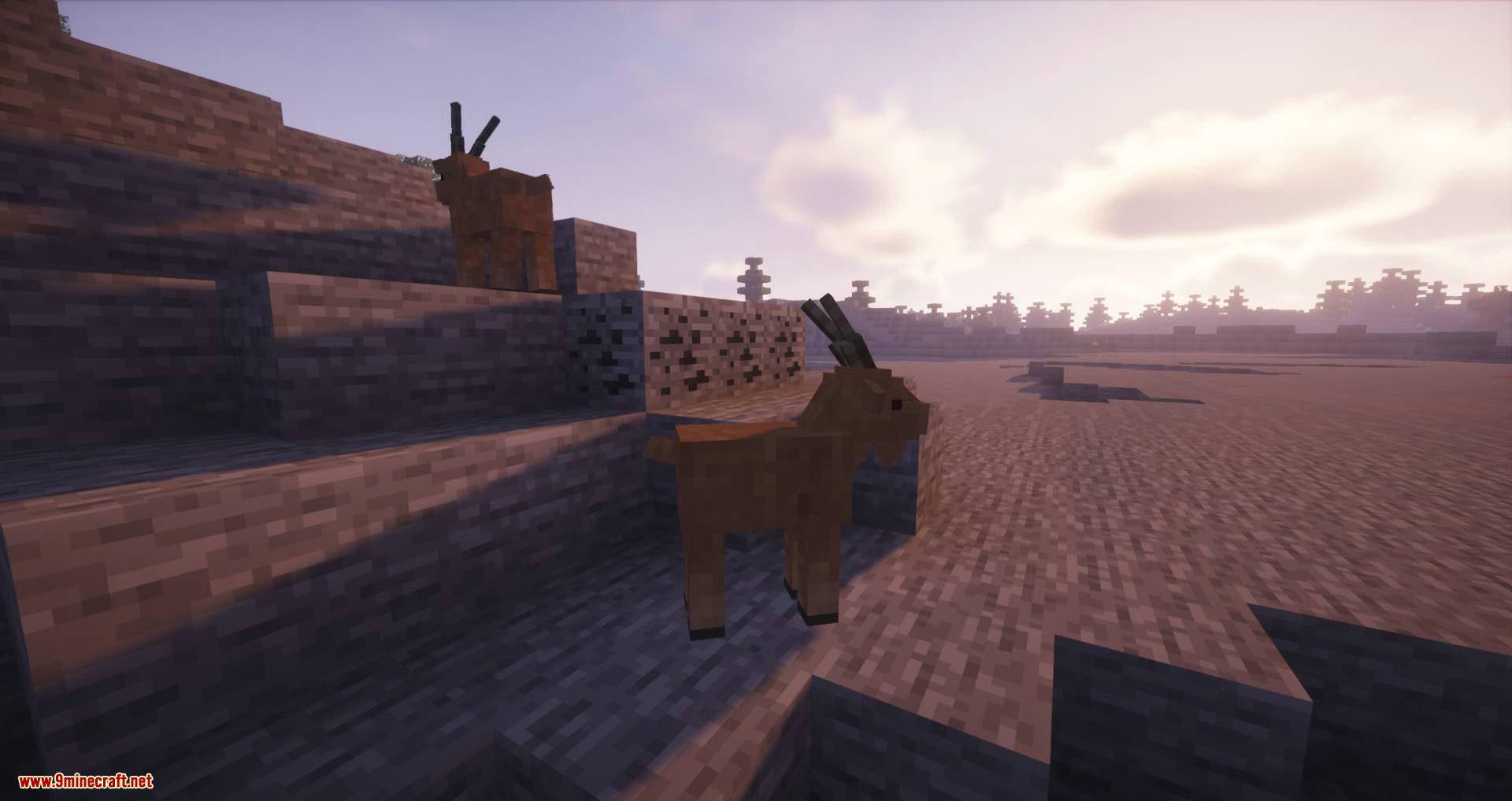 Wild Nature mod for minecraft 15