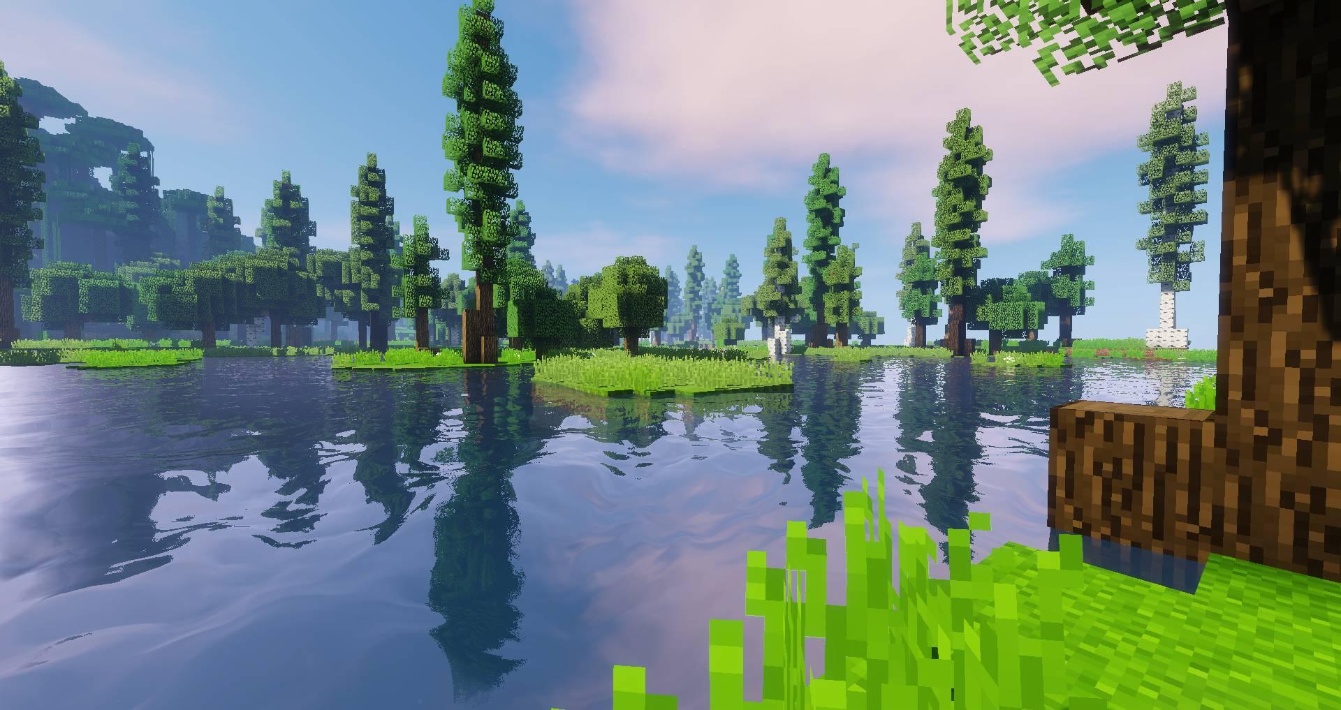 Wild Nature mod for minecraft 21