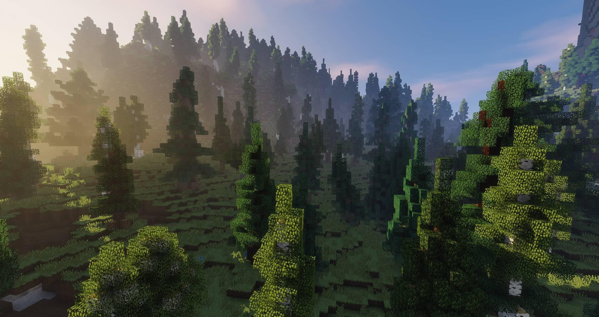 Wild Nature mod for minecraft 22