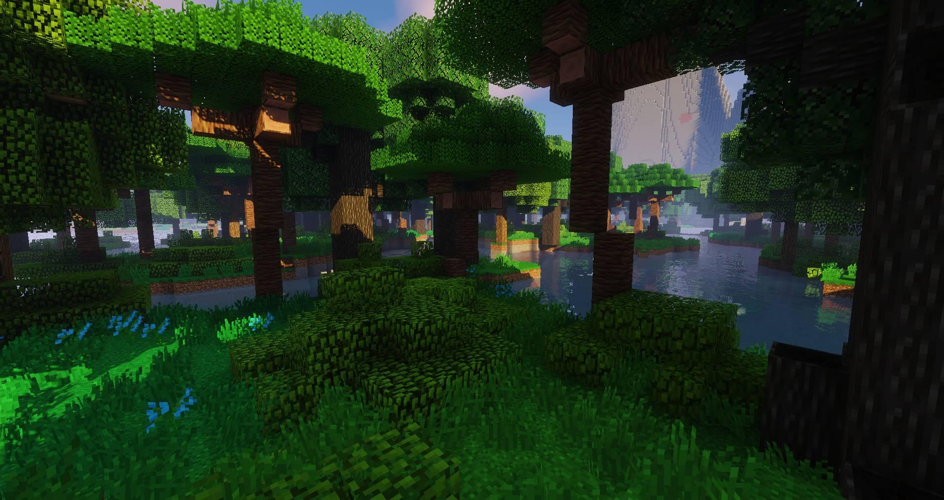 Wild Nature mod for minecraft 23