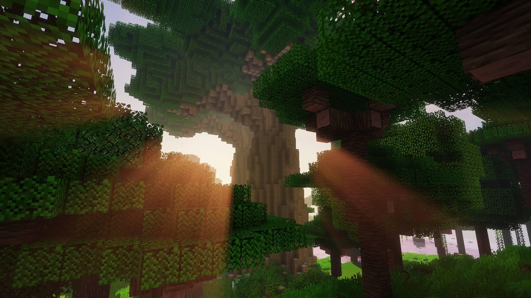 Wild Nature mod for minecraft 25