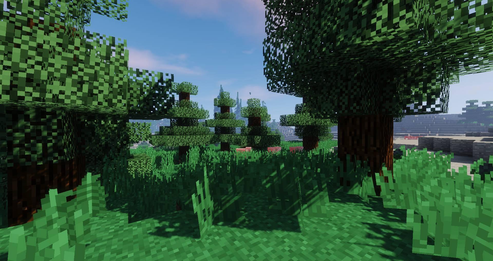 Wild Nature mod for minecraft 29