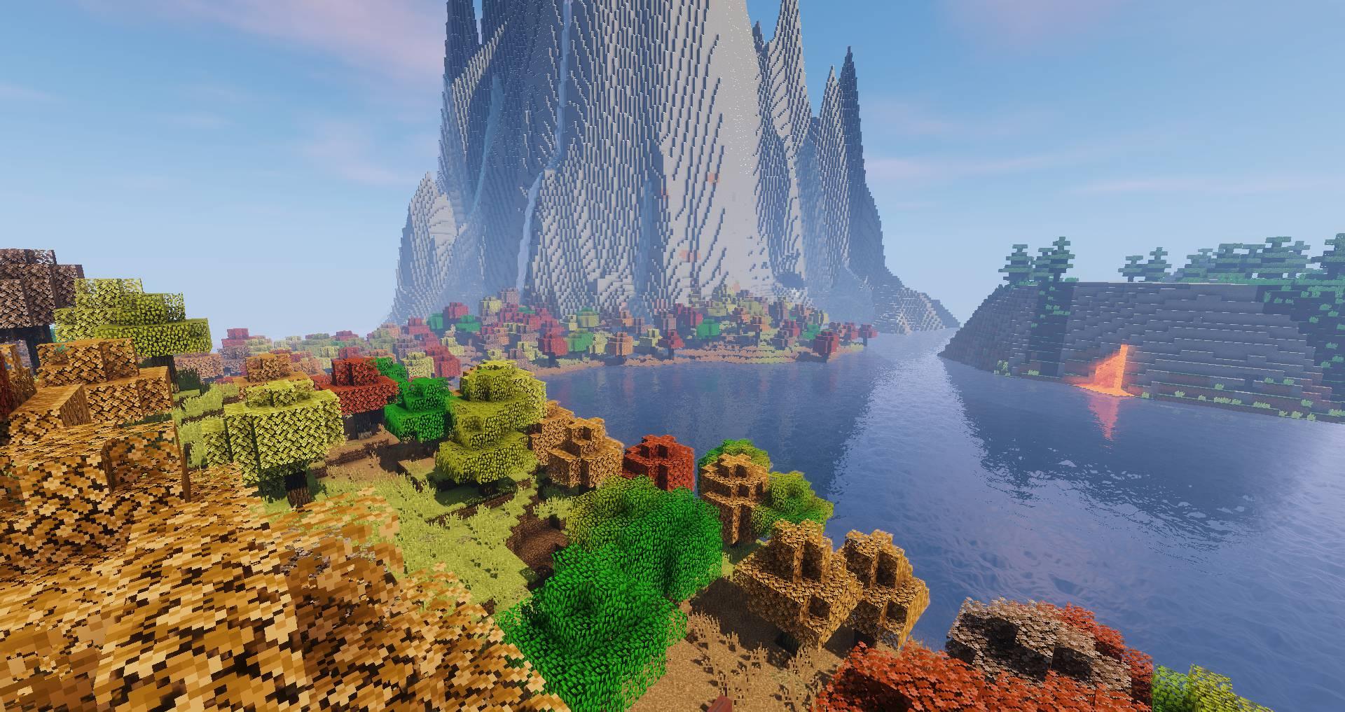 Wild Nature mod for minecraft 34