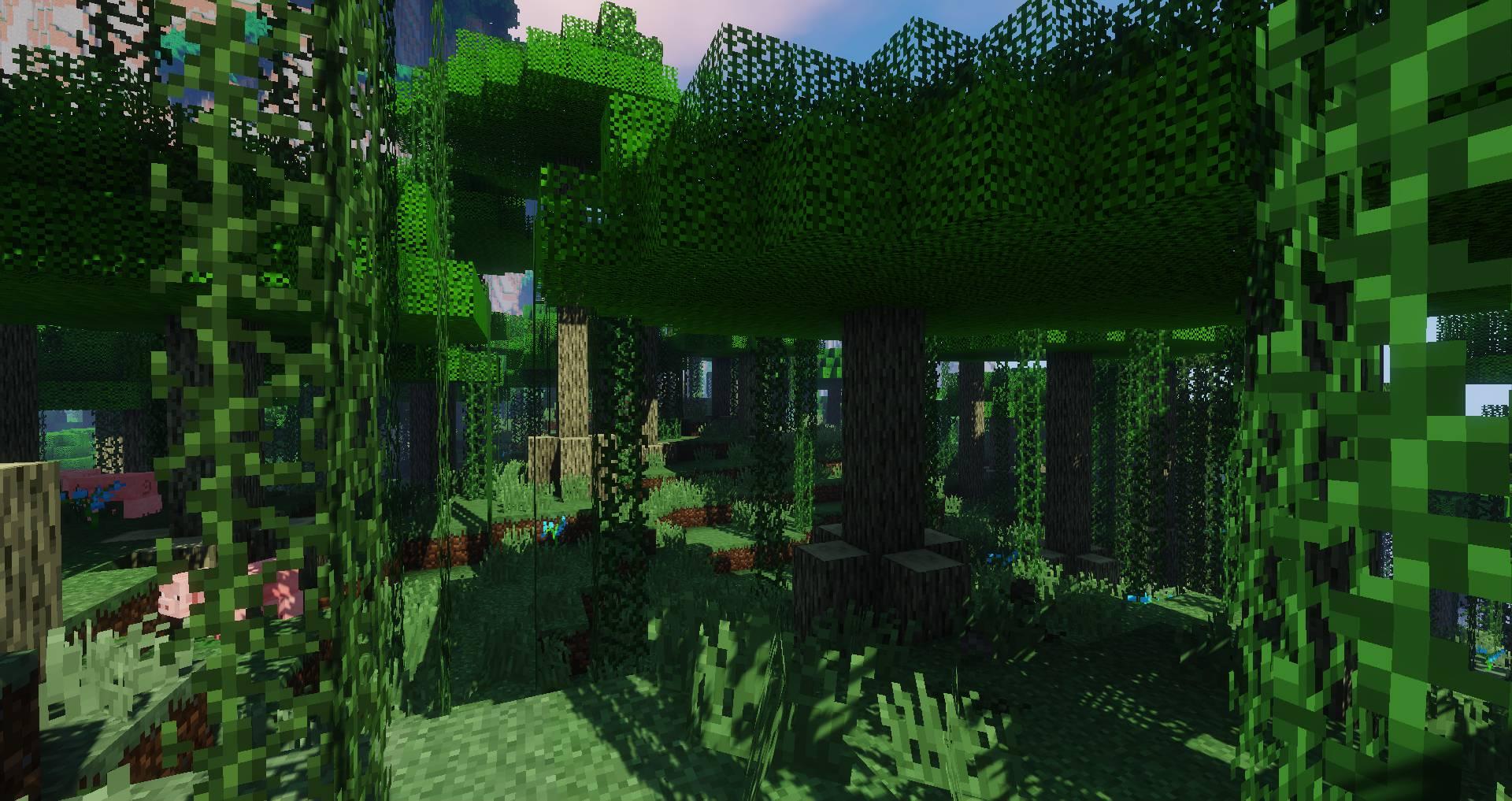 Wild Nature mod for minecraft 35