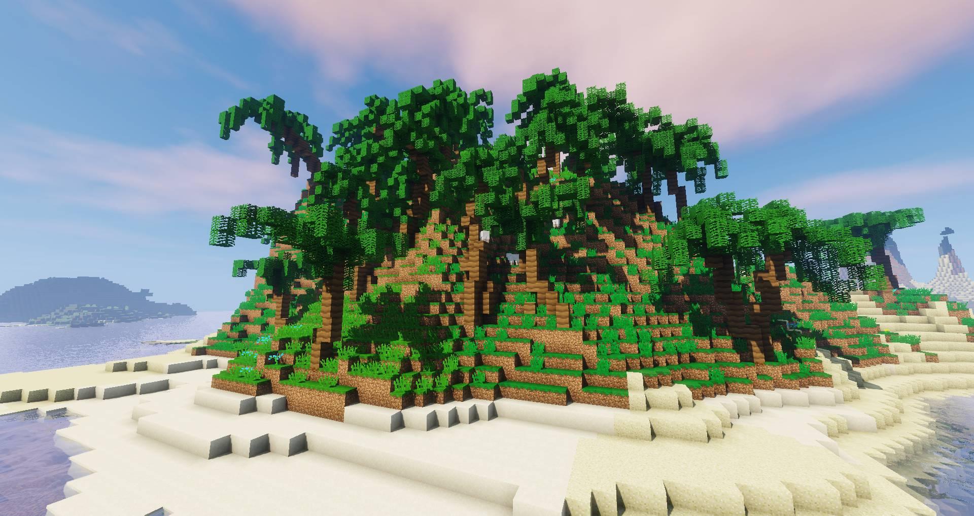 Wild Nature mod for minecraft 36
