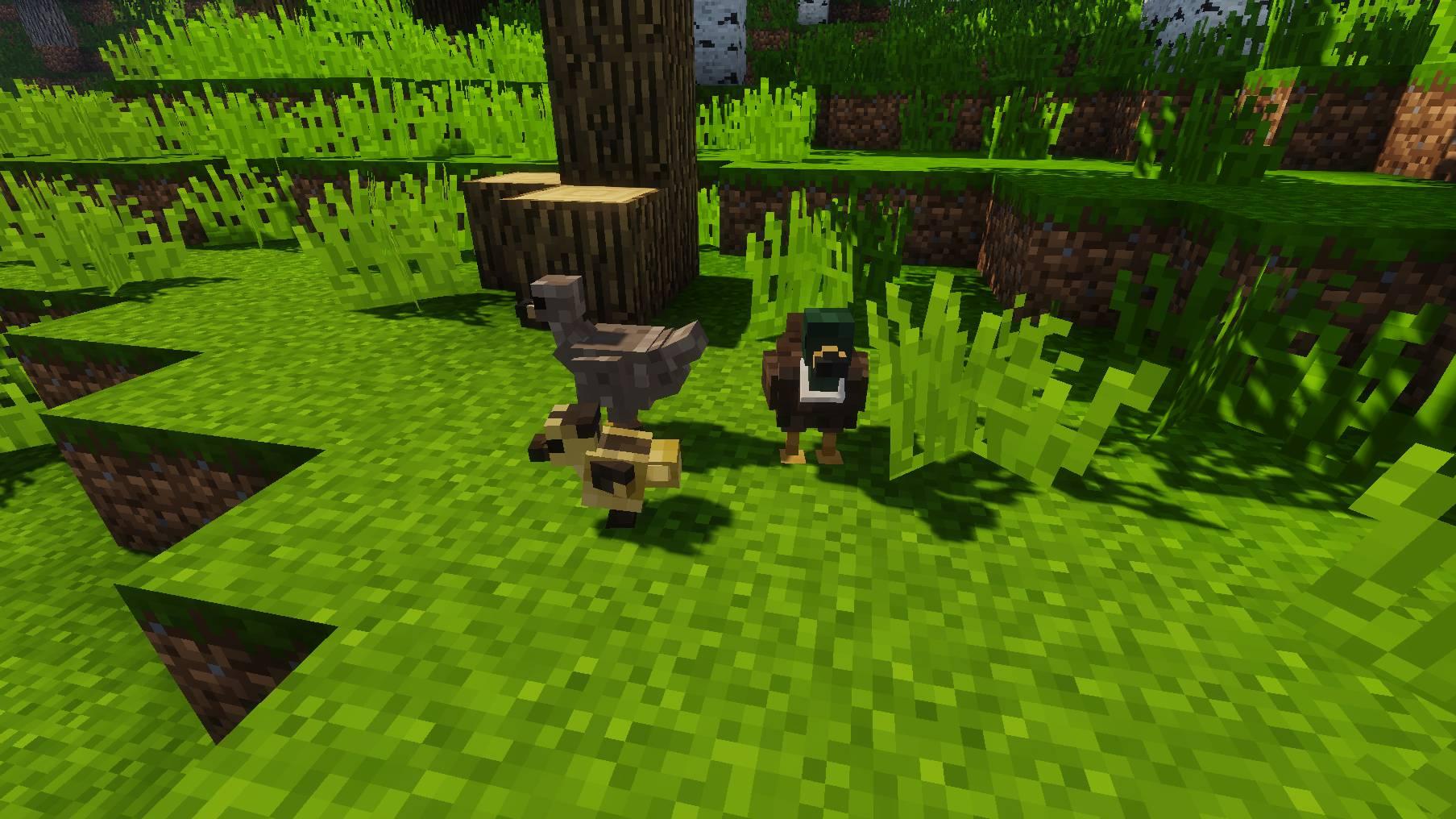 Wild Nature mod for minecraft 37
