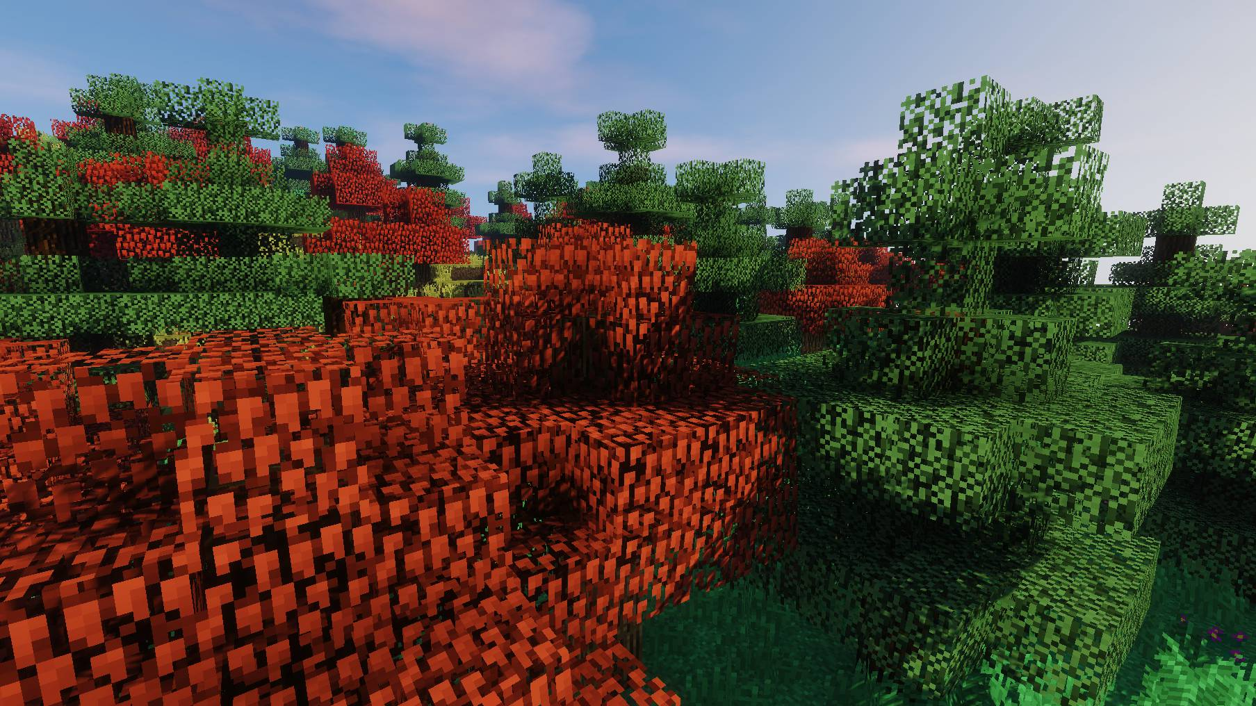 Wild Nature mod for minecraft 40