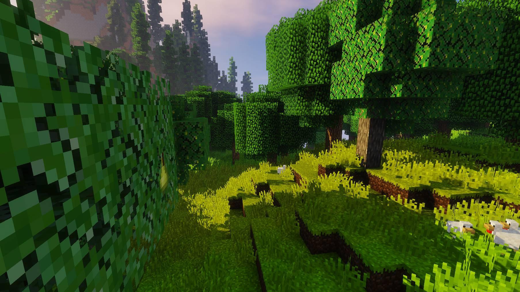 Wild Nature mod for minecraft 41