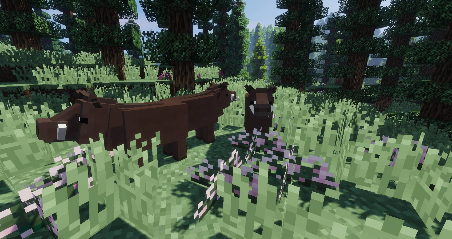 Wild Nature mod for minecraft 43