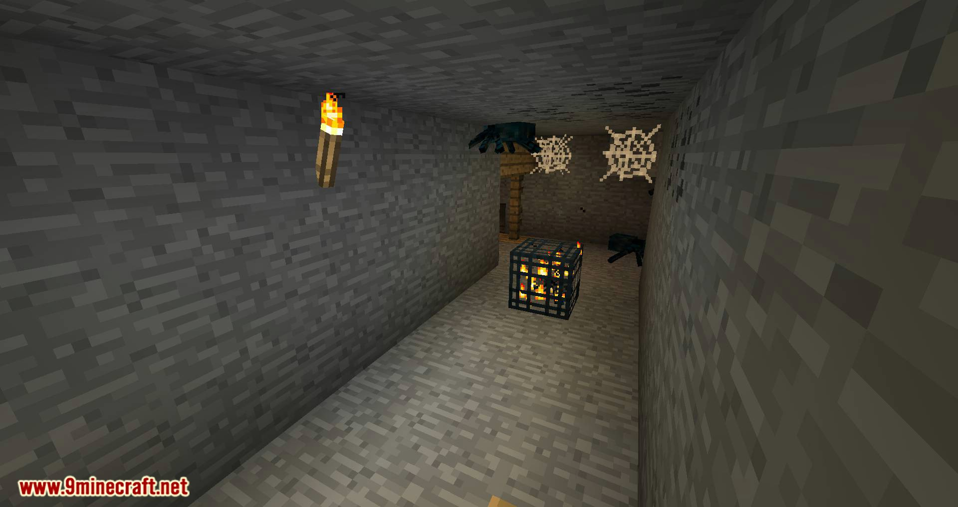 Anti-Spawner Camping mod for minecraft 01