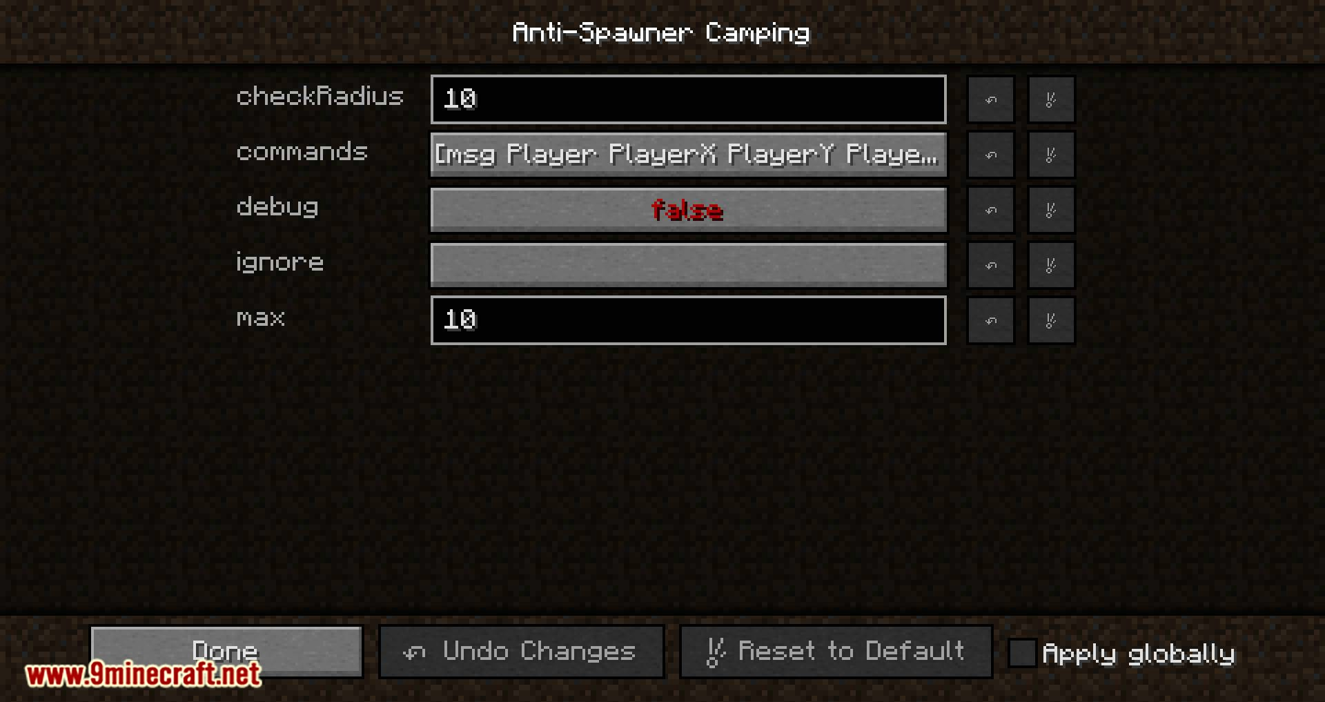 Anti-Spawner Camping mod for minecraft 04