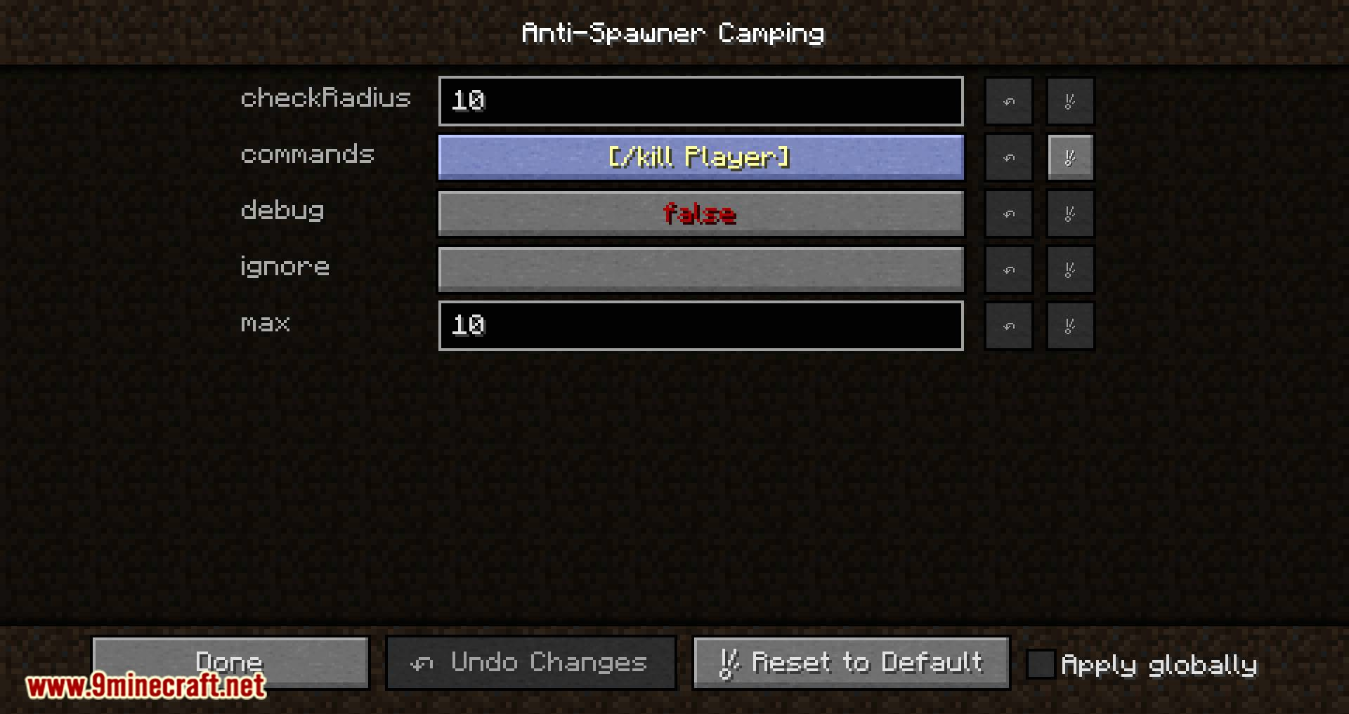 Anti-Spawner Camping mod for minecraft 07