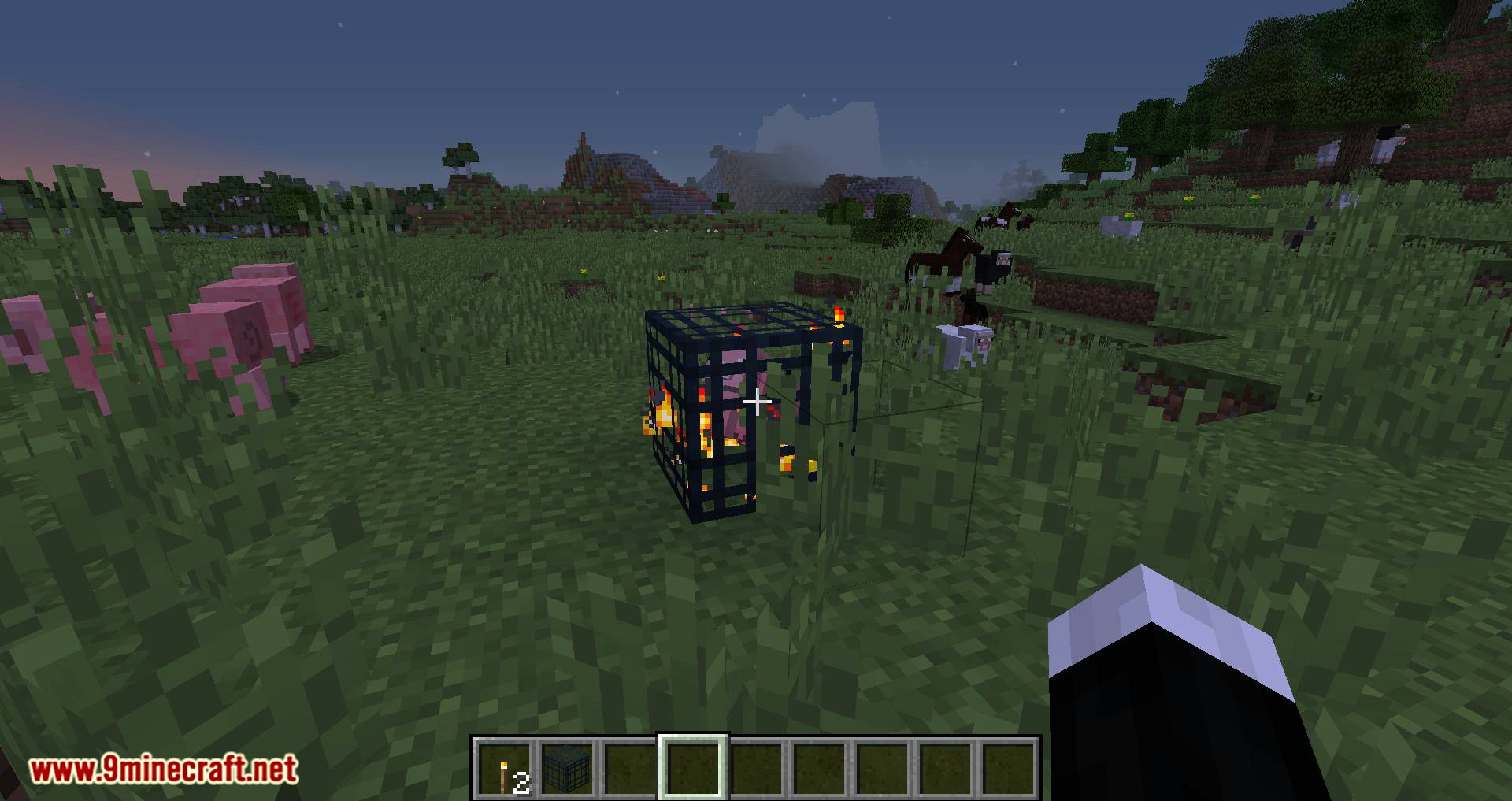 Anti-Spawner Camping mod for minecraft 08