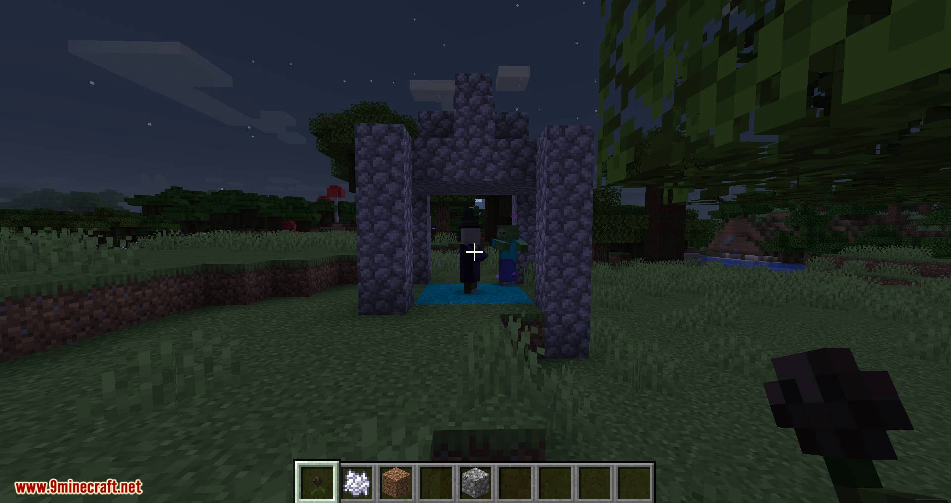 Cursed Earth mod for minecraft 06