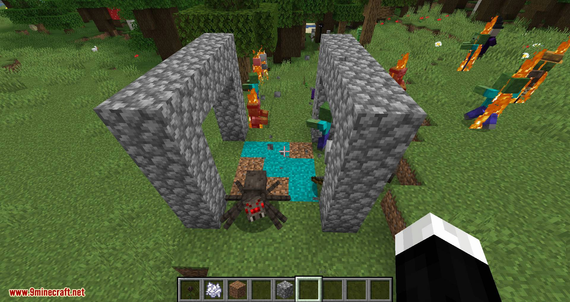 Cursed Earth mod for minecraft 12