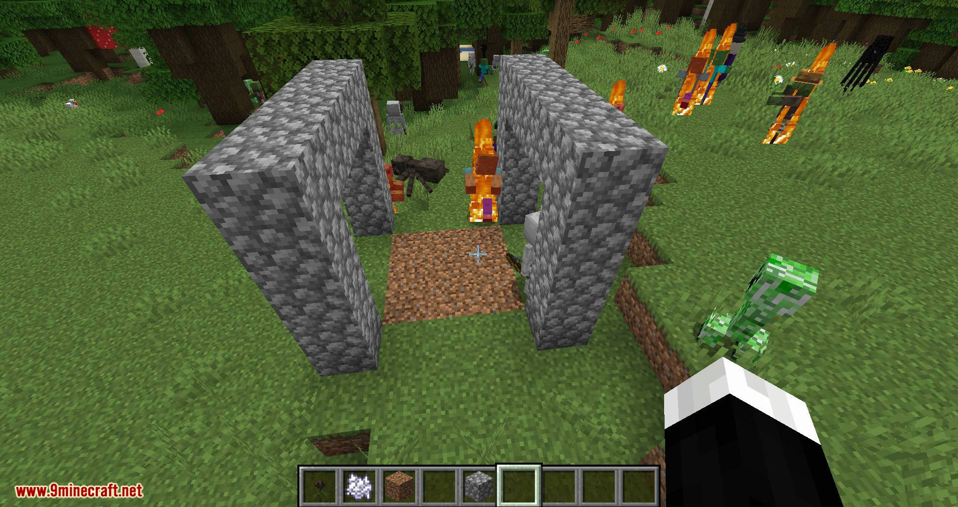 Cursed Earth mod for minecraft 13