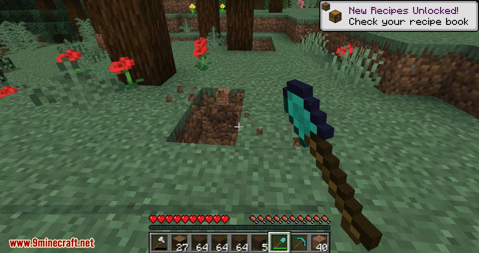 Diggus Maximus mod for minecraft 06