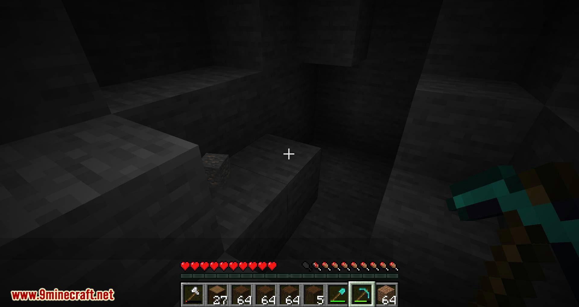 Diggus Maximus mod for minecraft 11