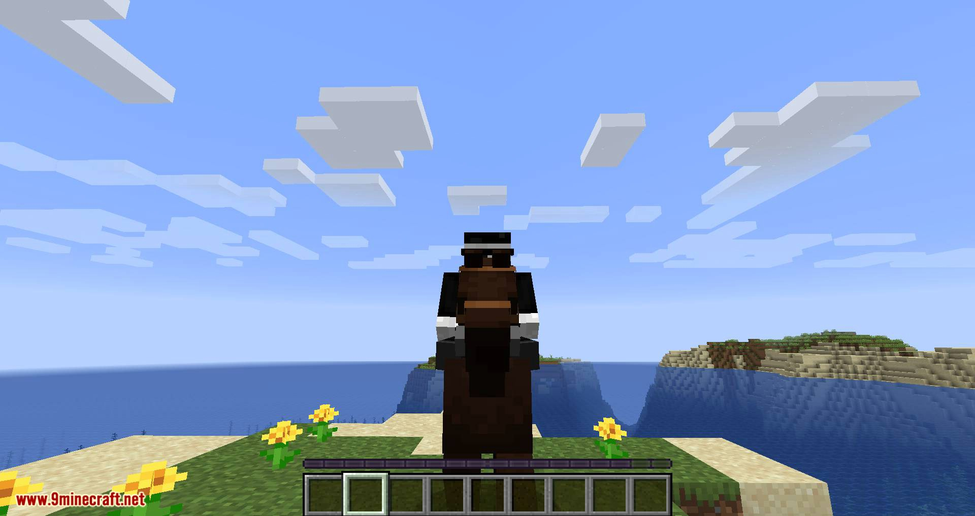 Dude Where_s My Horse mod for minecraft 05
