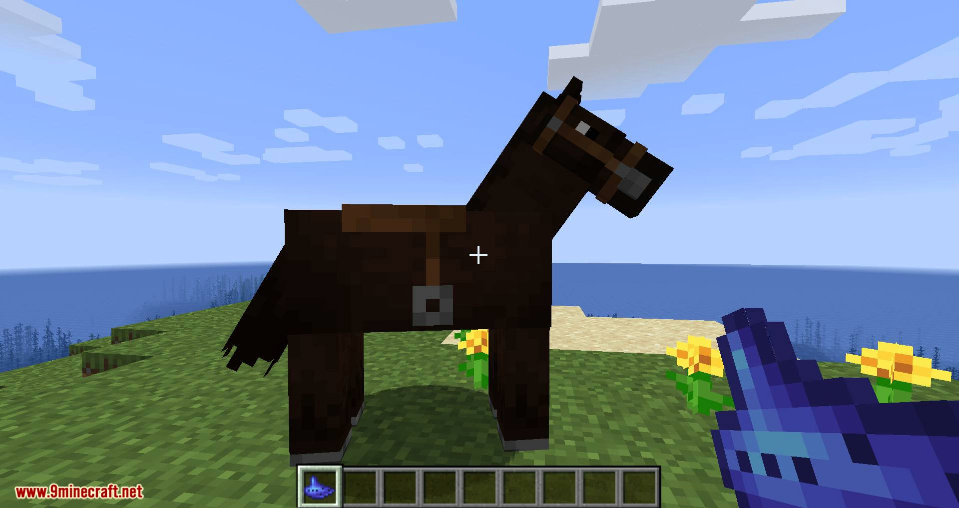 Dude Where_s My Horse mod for minecraft 06