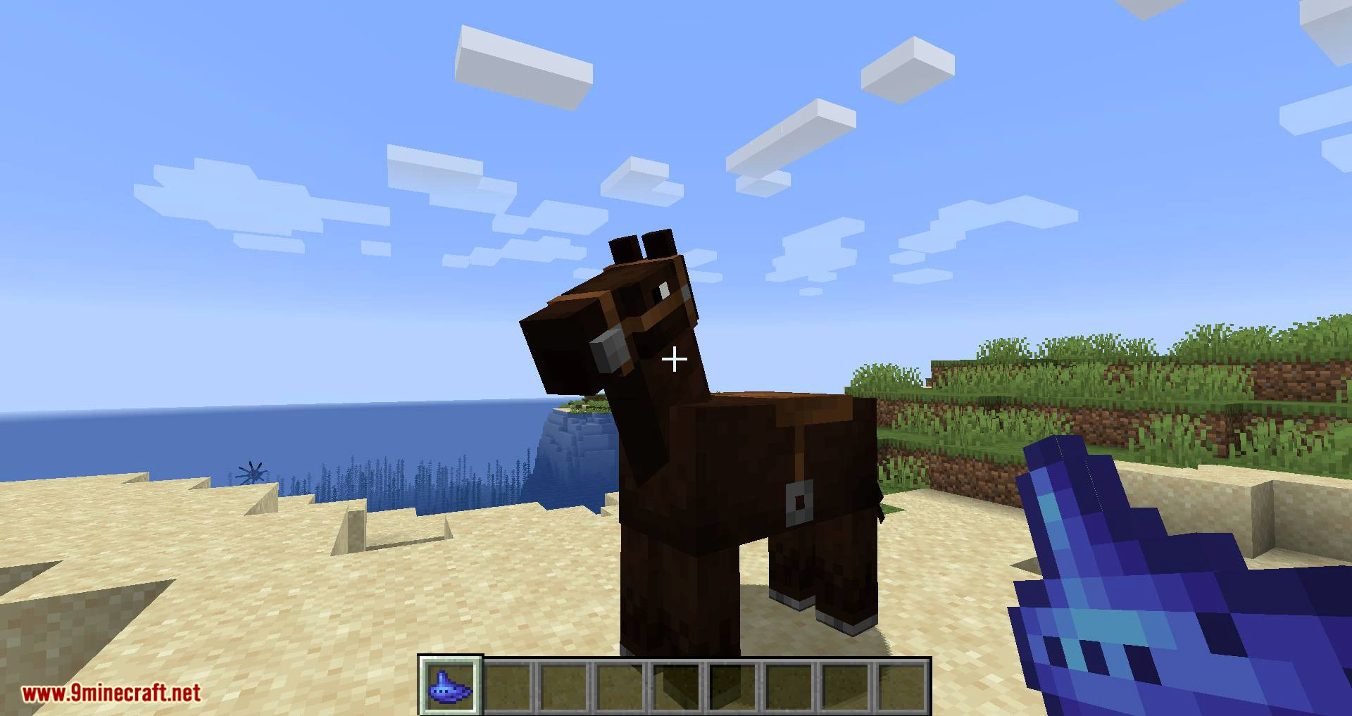 Dude Where_s My Horse mod for minecraft 08
