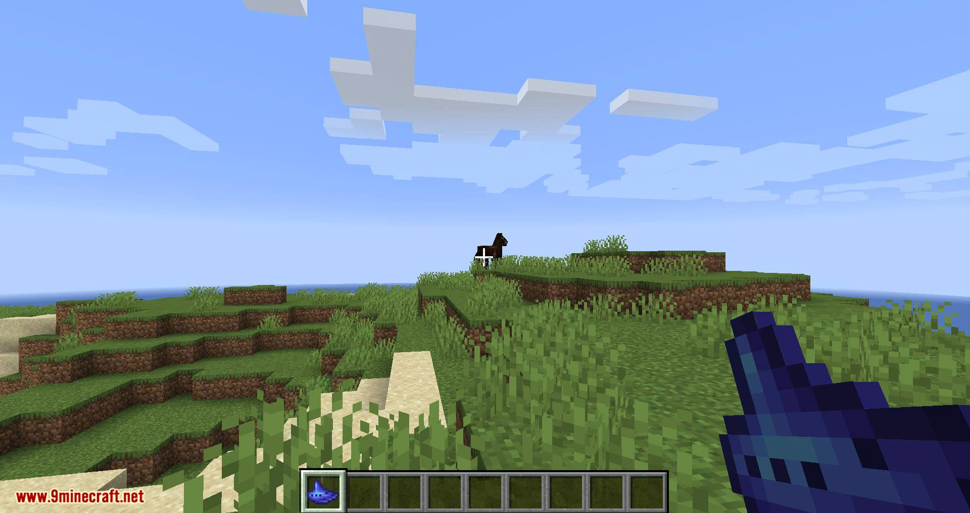 Dude Where_s My Horse mod for minecraft 09