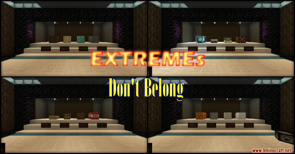 EXTREME's Don't Belong Map Thumbnail