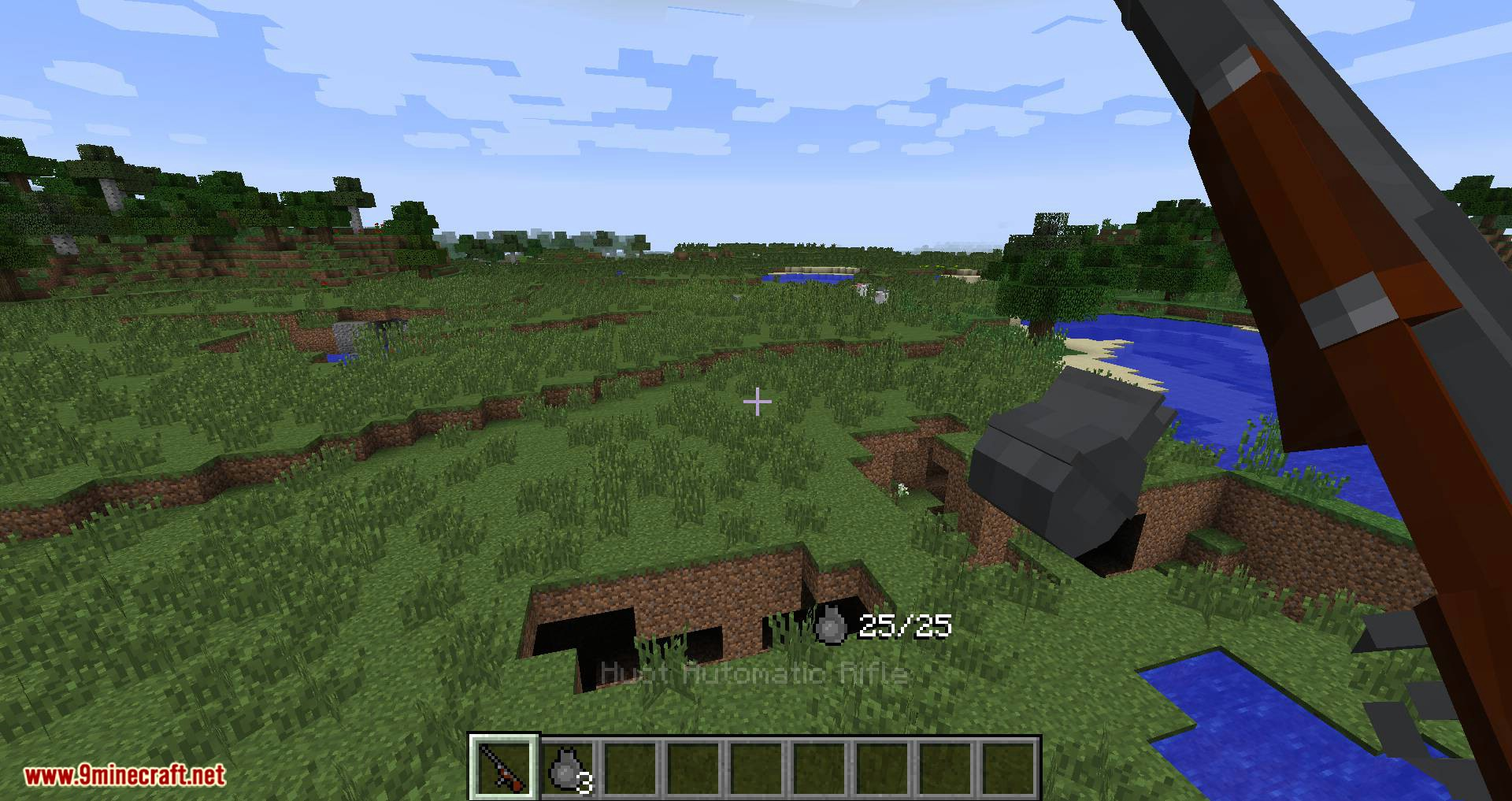 Flan_s Content Pack CANADIAN mod for minecraft 01