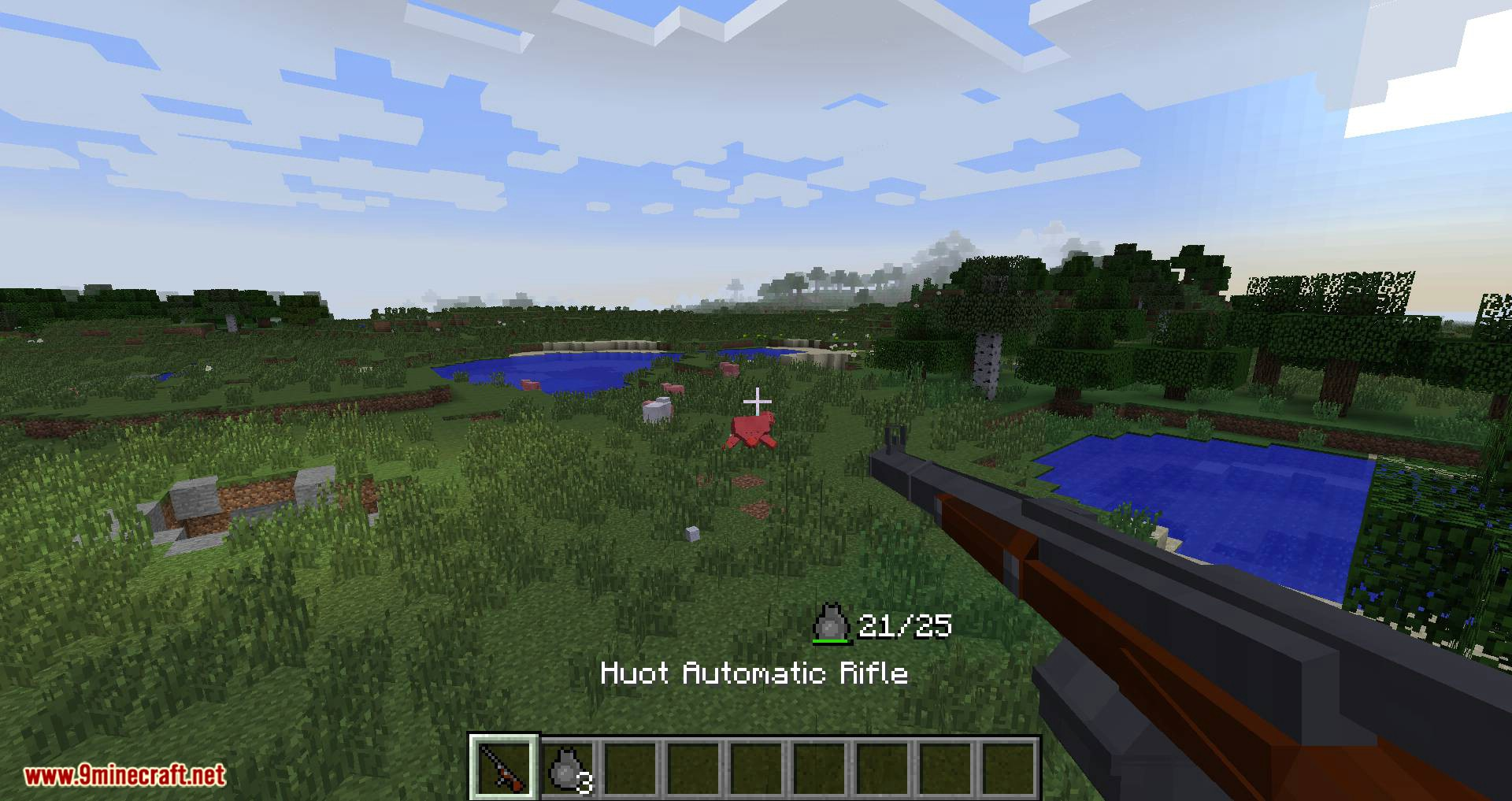 Flan_s Content Pack CANADIAN mod for minecraft 02
