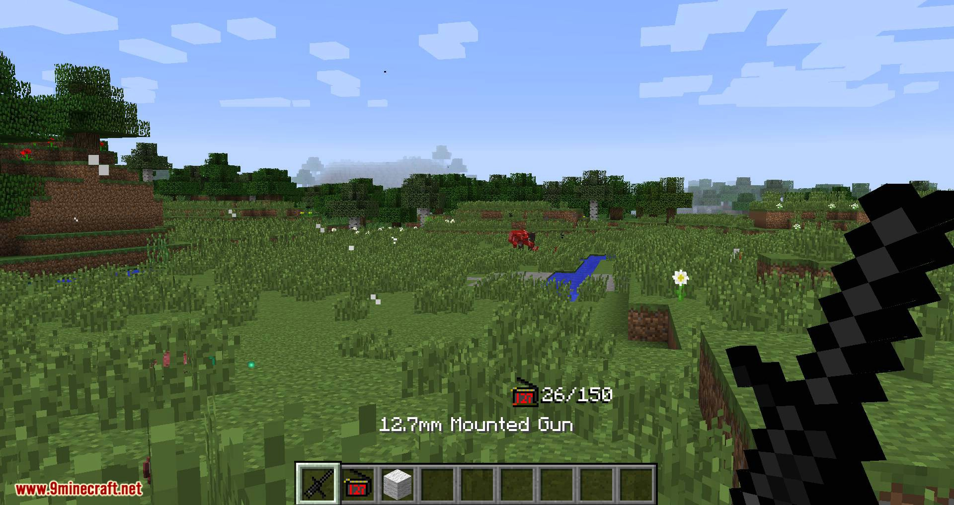 Flan_s Content Pack CANADIAN mod for minecraft 03