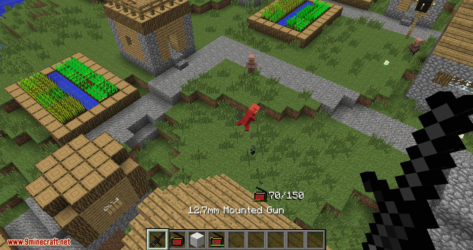 Flan_s Content Pack CANADIAN mod for minecraft 04
