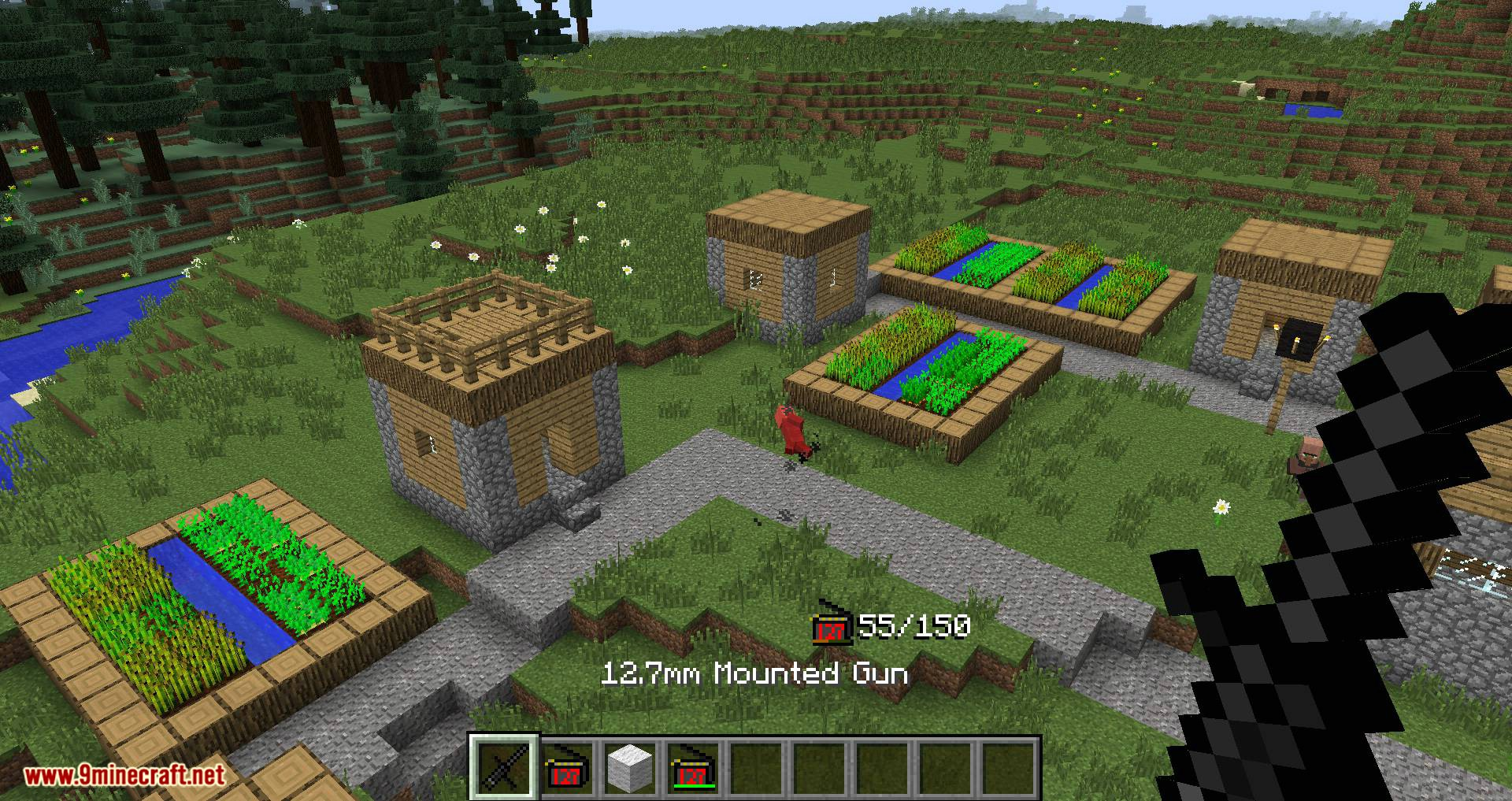 Flan_s Content Pack CANADIAN mod for minecraft 05