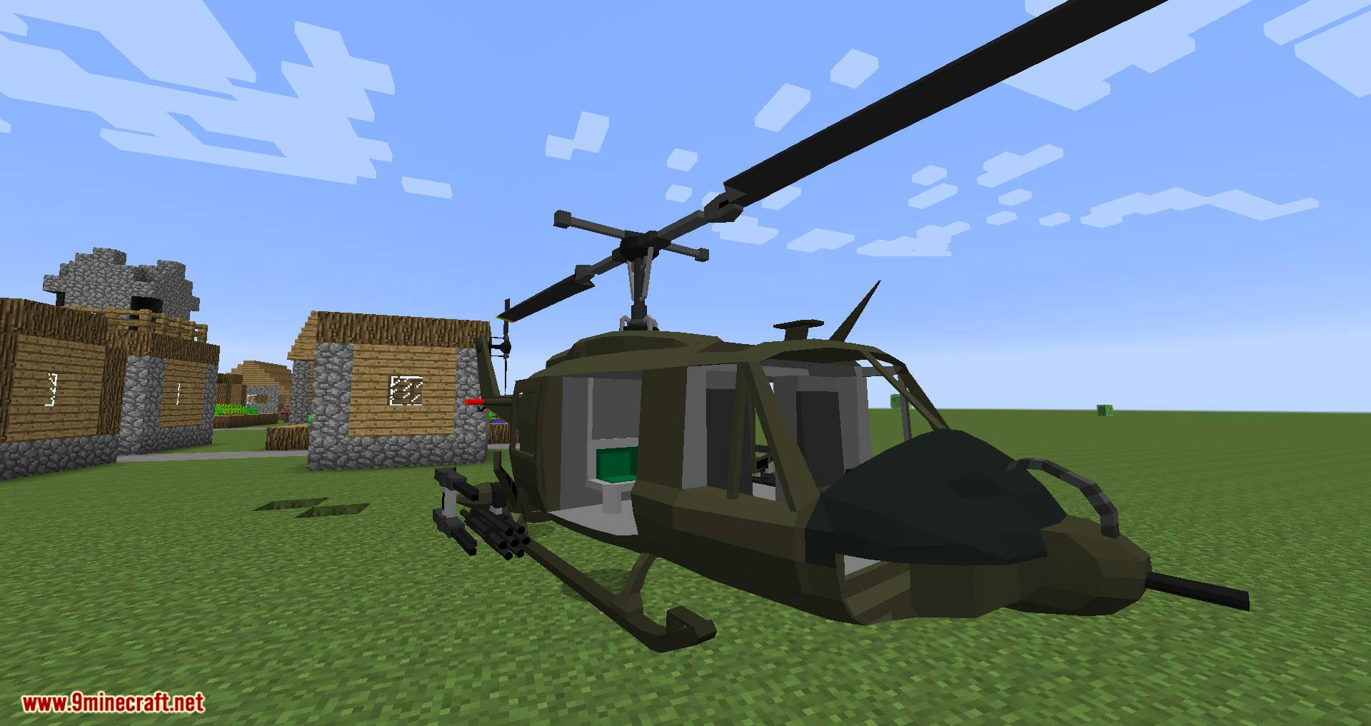 Flan_s Content Pack Eastern Escalation mod for minecraft 06